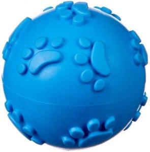 Barry King  mała piłka XS szczenię 9,5cm niebieska