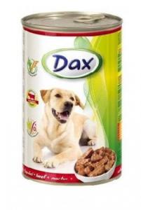 Dax Dog Beef 1240g