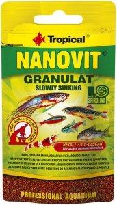 Tropical Nanovit Granulat 10 gram