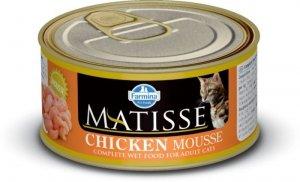 Matisse Cat Mousse 85g kurczak