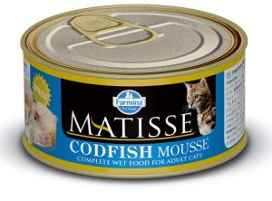 Matisse Cat Mousse 85g dorsz