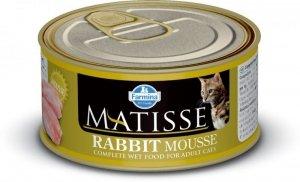 Matisse Cat Mousse 85g królik