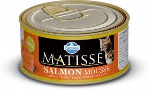 Matisse Cat Mousse 85g Łosoś