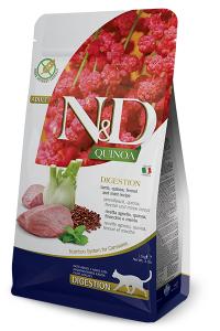 ND Cat NG Adult Quinoa 1,5kg Digestion Lamb&Fennel