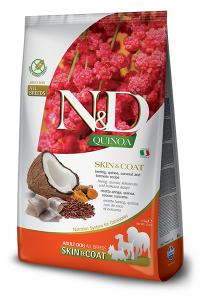 ND Dog NG Adult Quinoa 800g Skin&Coat Herring