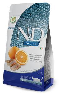 ND Cat Ocean Adult 1,5kg herring orange