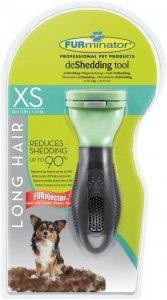 FURminator dla psów długowłosych XS