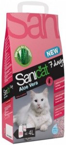 SaniCat Professional 7 Days Aloe Vera 4l