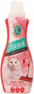SaniCat Fruit Higienizujący płyn do podłóg 1L