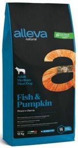 Alleva Natural Dog Adult M/M Ocean Fish 12kg