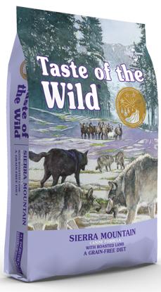 Taste of the Wild Adul Sierra Mountain 12,2kg