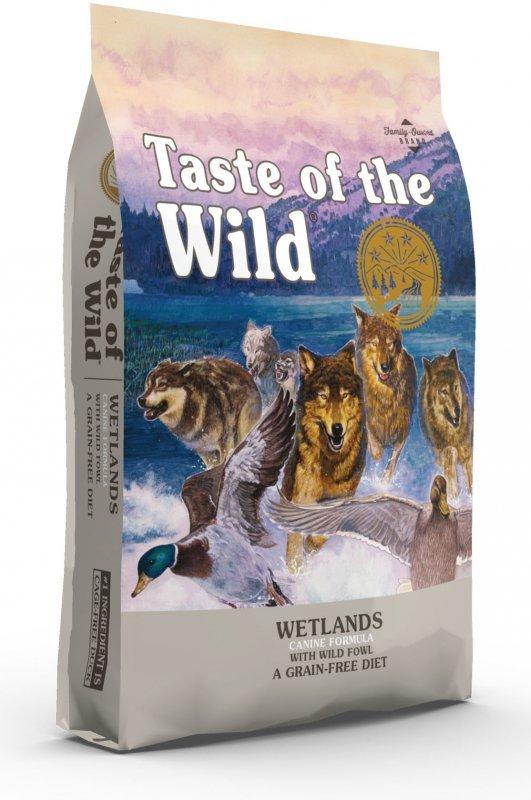 Taste of the Wild Adult Wetlands 5,6kg