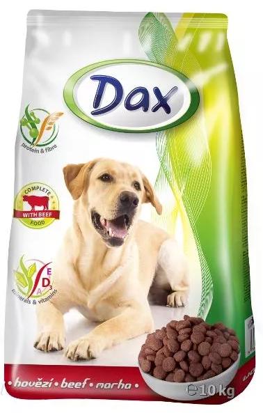 Dax sucha dla psa 10kg z Wołowiną