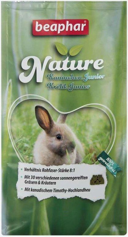 Beaphar  Nature Pokarm Królika Junior 750g