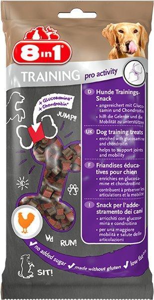 8in1 Przysmak Training Treats Activity 100g