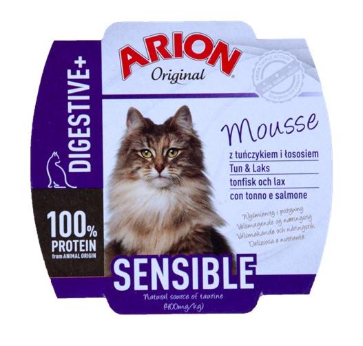 Arion Cat Original Sensible 70g mousse