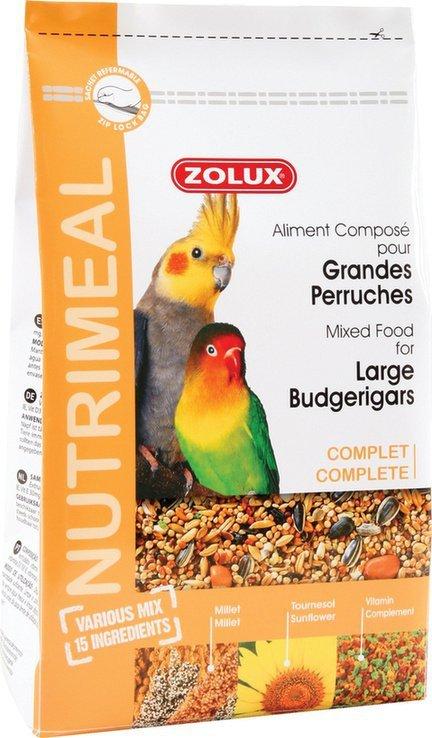 Zolux NutriMeal Pokarm papugi średnie 2,5kg