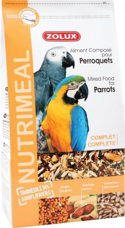Zolux NutriMeal Pokarm papugi duże 2,25kg