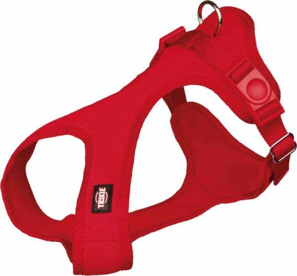 Trixie  Uprząż miękka XS-S 30-45cm/15mm red