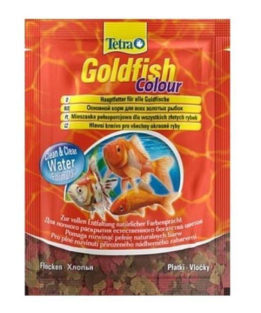 Tetra Goldfish Colour 12g saszetka
