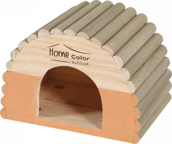 Zolux Domek Home Color z bali S 150x210x150