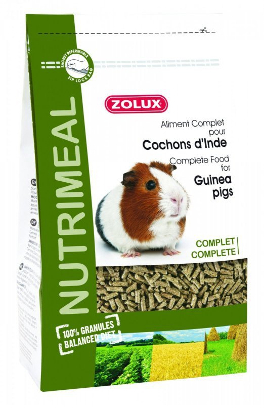 Zolux NutriMeal Granulat Świnka adult 800g
