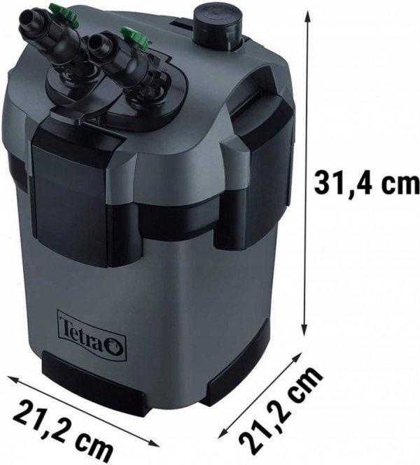 Tetra EX-400 Plus Filtr zewnętrzny 10-80L