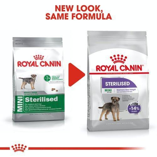 Royal  Mini Sterilised 3kg
