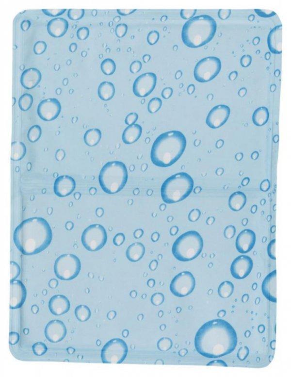 Trixie  Mata chłodząca XL 90x50cm jasnoniebieska