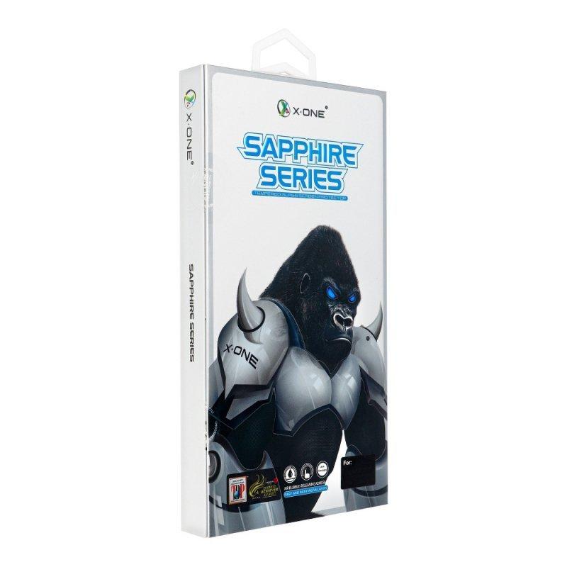 """Szkło hartowane X-ONE Sapphire Glass Extra Hard - do iPhone 13/13 Pro 6,1"""""""