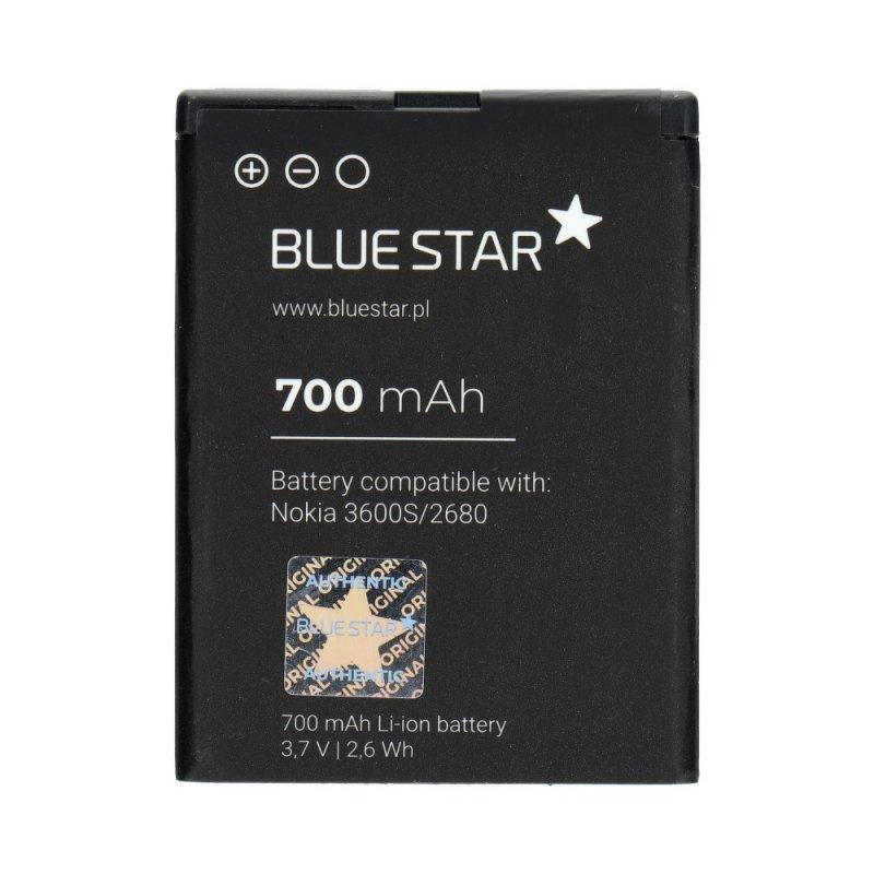Bateria do Nokia 3600 Slide/2680 Slide/7610/7100 Supernova/X3-02 700 mAh Li-Ion Blue Star