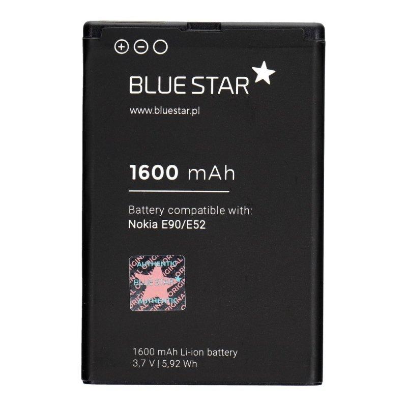 Bateria do Nokia E52/E71/N97/E61i/E63/E90/6650 Flip 1600 mAh Li-Ion Blue Star PREMIUM