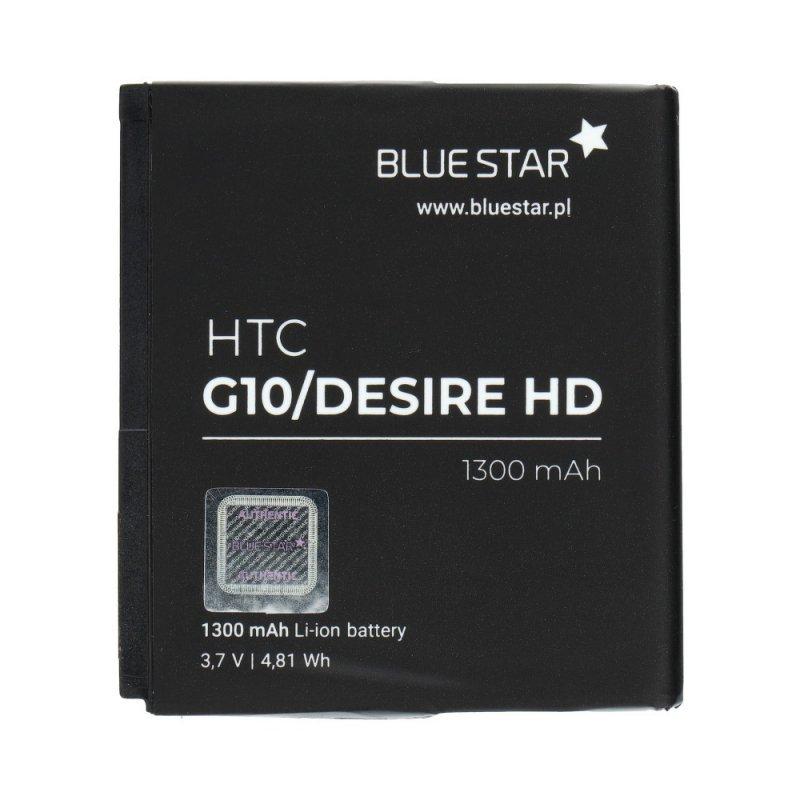 Bateria do HTC G10 Desire HD 1300 mAh Li-Ion Blue Star