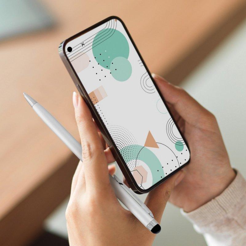 Rysik do ekranów dotykowych pojemnościowych z długopisem