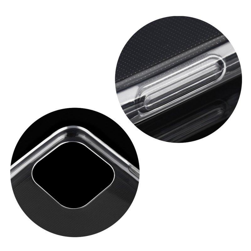 Futerał Back Case Ultra Slim 0,3mm do IPHONE 5/5S/5SE transparent