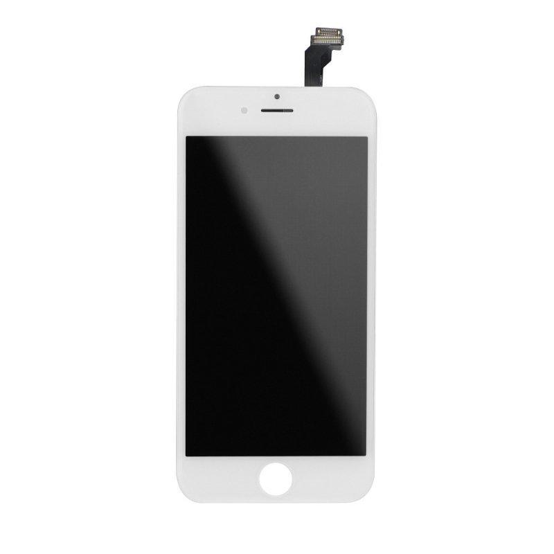 """Wyświetlacz do iPhone 6 4,7""""  z ekranem dotykowym białym HQ"""