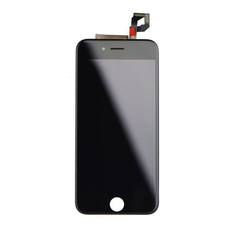 """Wyświetlacz do iPhone 6S 4,7""""  z ekranem dotykowym czarnym HQ"""