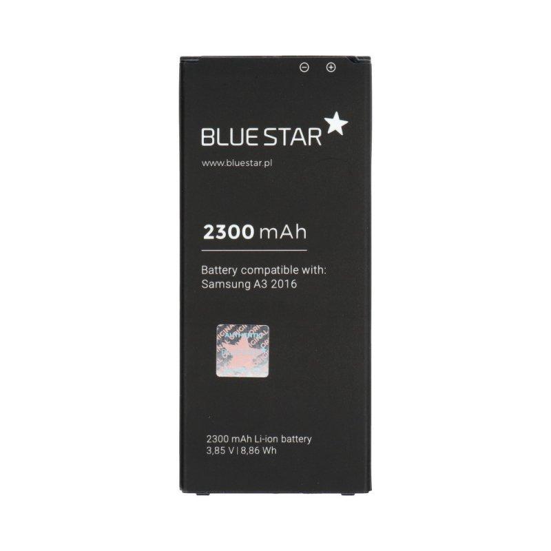 Bateria do Samsung A3 2016 2300 mAh Li-Ion Blue Star