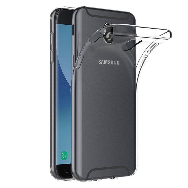 Futerał Back Case Ultra Slim 0,5mm do SAMSUNG Galaxy J7 2017