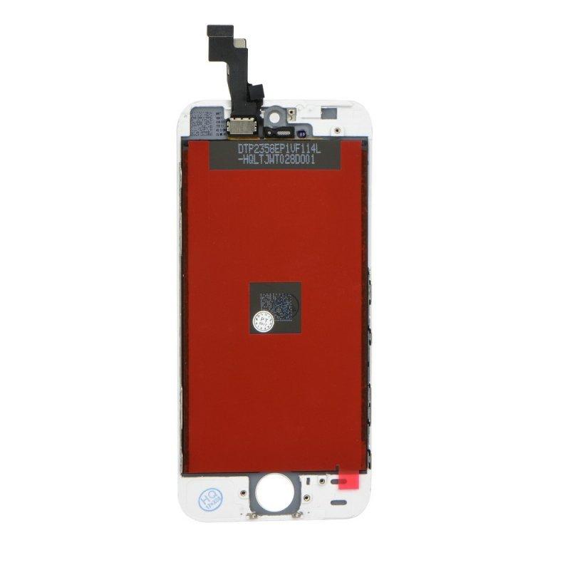Wyświetlacz do iPhone SE z ekranem dotykowym białym (Tianma AAA)
