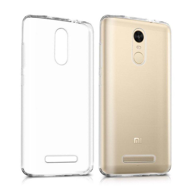 Futerał Back Case Ultra Slim 0,5mm do XIAOMI Redmi NOTE 4