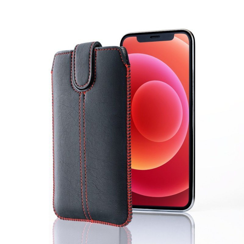 Forcell Ultra Slim M4- do Iphone X / XS / 11 Pro / Samsung A40/ S10e czarny