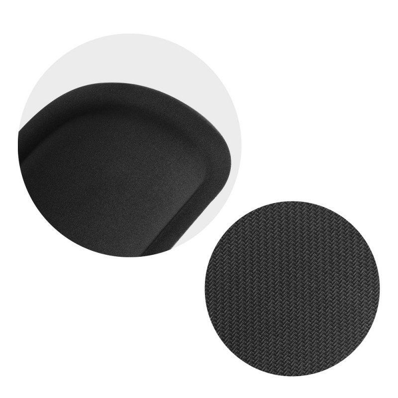 Podkładka ergonomiczna pod nadgarstki do klawiatury 460x85x25mm / czarny