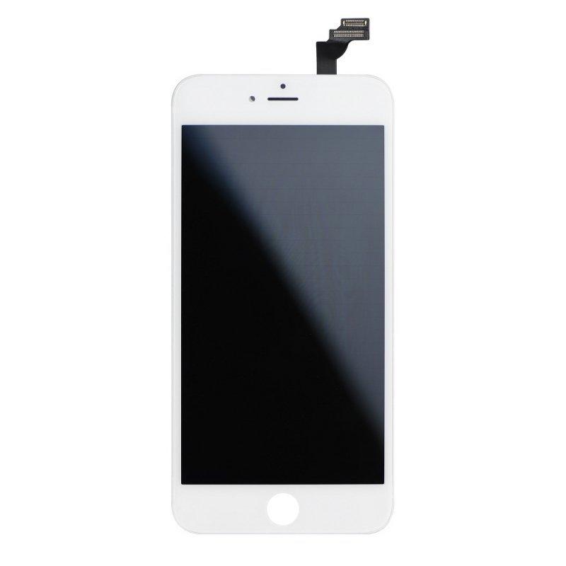 """Wyświetlacz do iPhone 6 5,5""""  z ekranem dotykowym białym (Kingwo)"""
