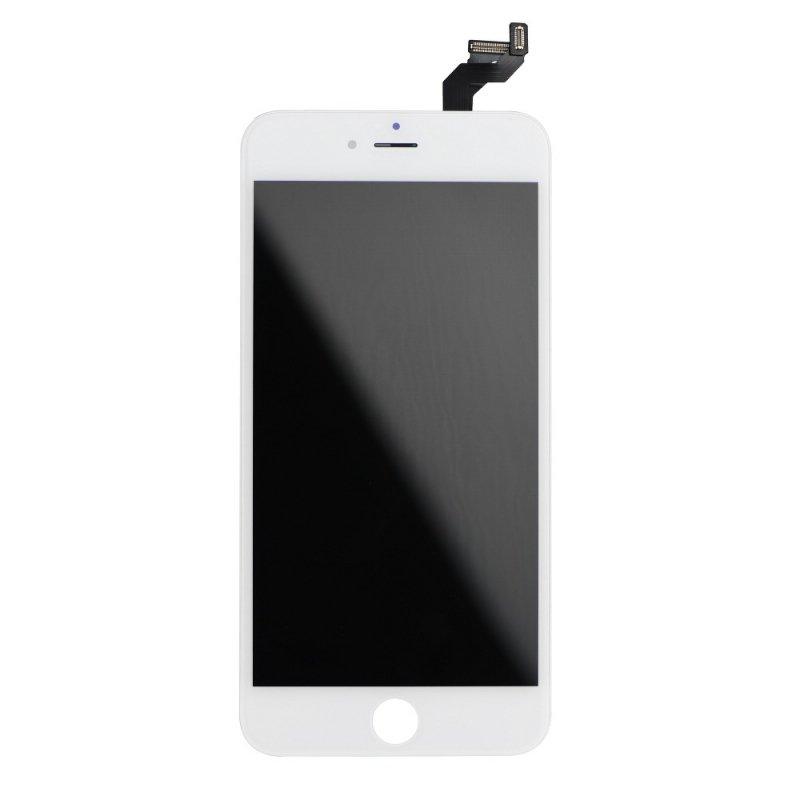 """Wyświetlacz do iPhone 6S 5,5""""  z ekranem dotykowym białym (Kingwo)"""