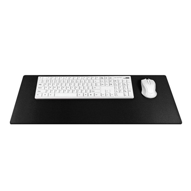 Podkładka pod klawiaturę i mysz dla graczy 700x300x2mm / czarny
