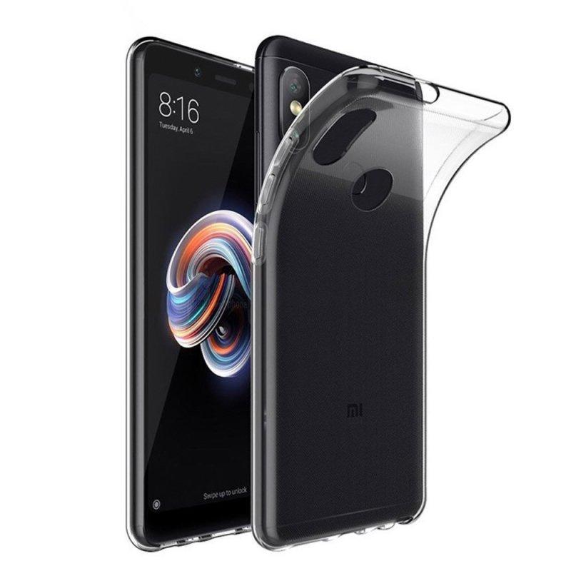Futerał Back Case Ultra Slim 0,5mm do XIAOMI Redmi Note 5 Pro