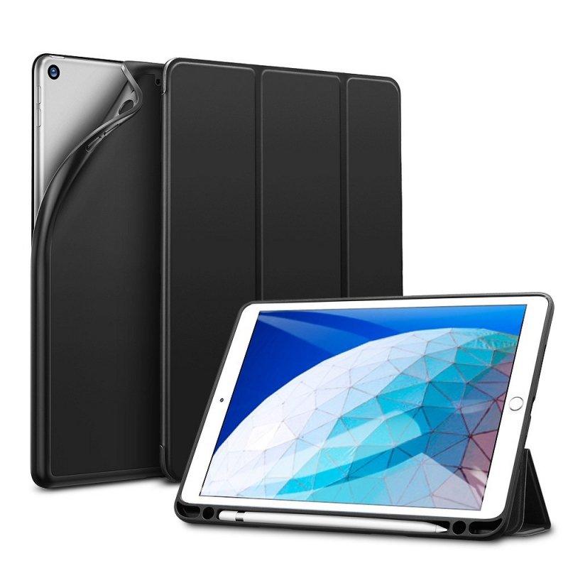 "Futerał ESR Rebound pencil holder iPad Air 3 (10.5"") 2019  czarny"