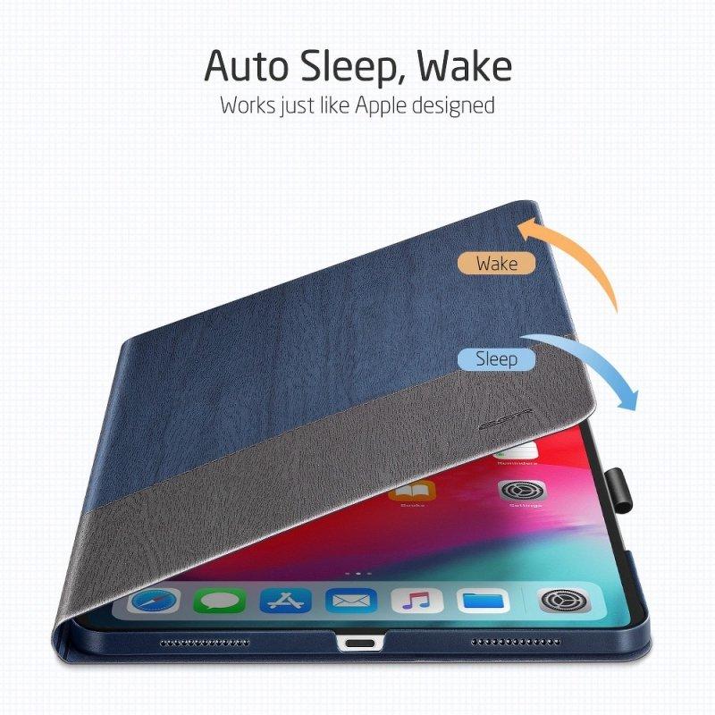 "Futerał ESR Simplicity Knight pencil holder iPad Pro ( 11"" )  2018"