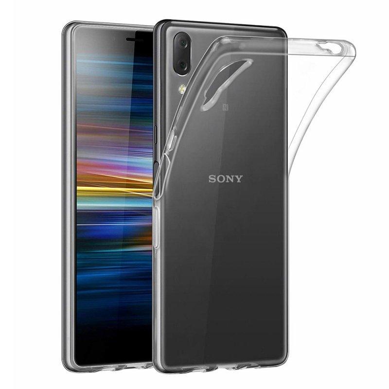 Futerał Back Case Ultra Slim 0,5mm do SONY Xperia L3